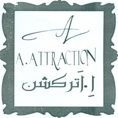 فروش برند آرایشی و زیبایی اِ.ترکشن Atraction